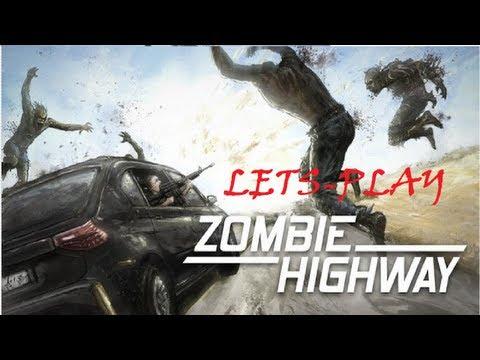 """Let's Play: Zombie Highway """"Führerschein"""""""