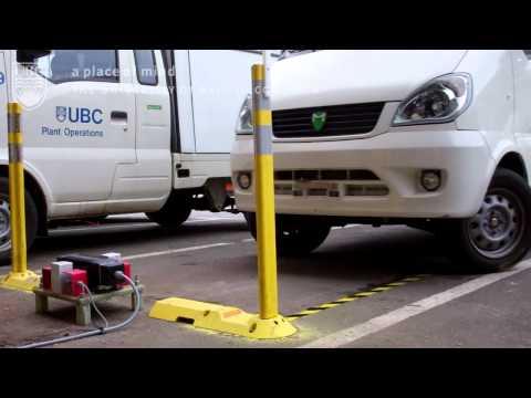UBC Wireless Charging Fleet Demonstration Project
