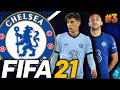 FIFA 21 ⚽ КАРЬЕРА ЗА ЧЕЛСИ |#3| - БИТВА С МАНЧЕСТЕР СИТИ | ЗАКРЫТИЕ ТРАНСФЕРНОГО ОКНА