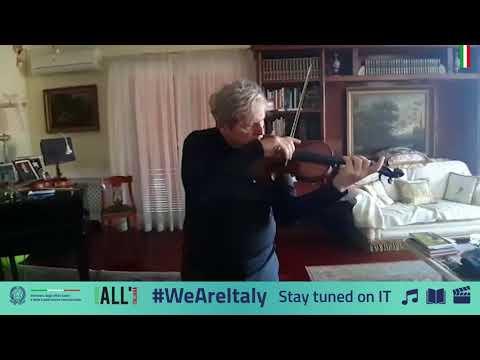 #WeAreItaly - Uto Ughi