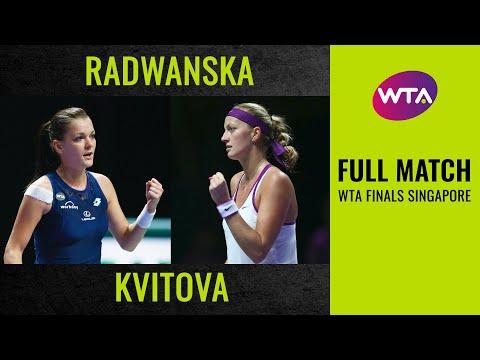 [HD] Agnieszka Radwanska vs Petra Kvitova Indian Wells 2016 Highlights from YouTube · Duration:  13 minutes 24 seconds