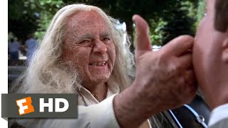 Thinner (1996) - The Curse Scene (2/10) | Movieclips