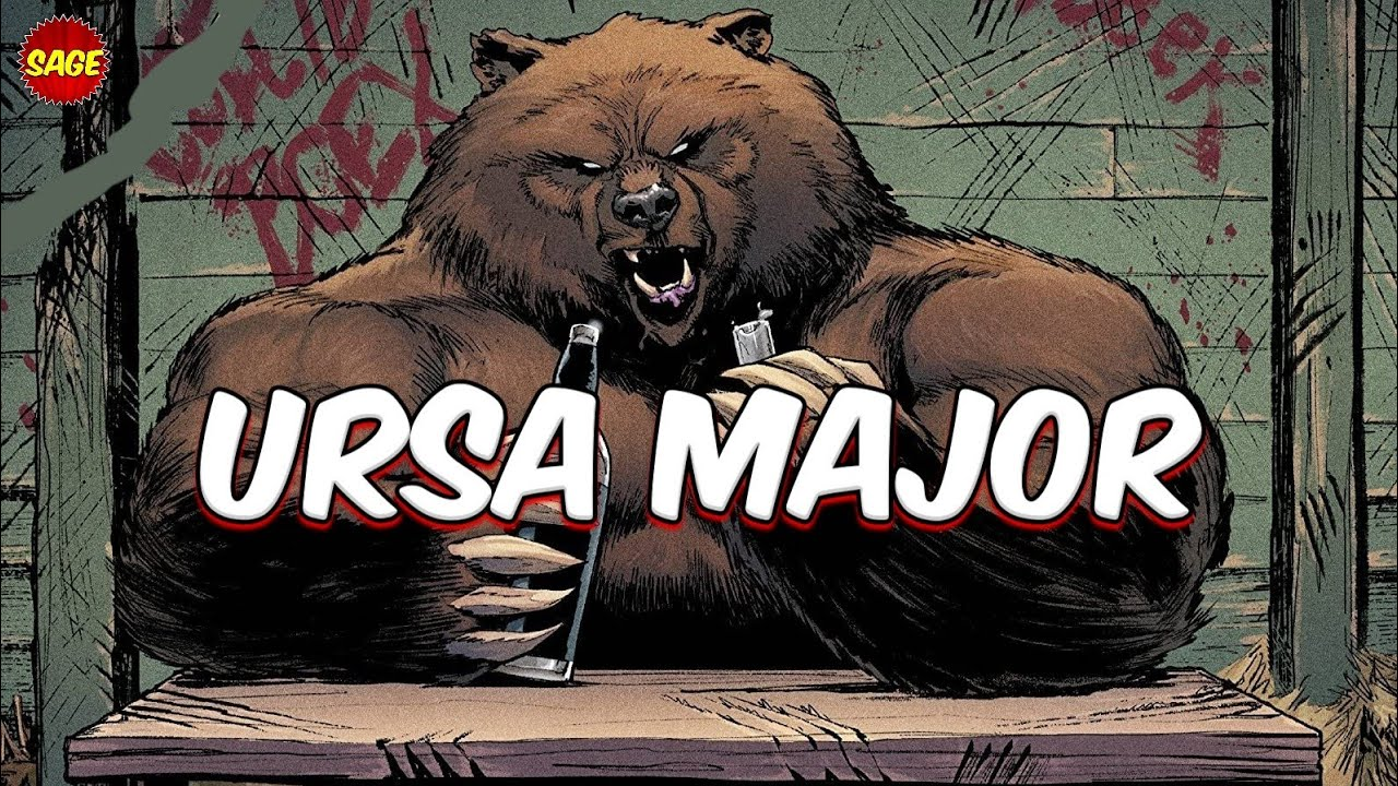 """Who is Marvel's Ursa Major? The """"Great Bear"""" of Russia."""