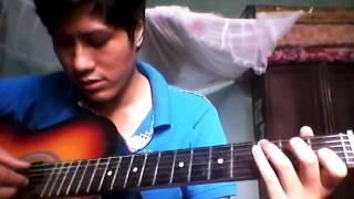 Hướng dẫn TUỔI HỒNG THƠ NGÂY đệm hát guitar đơn giản nhất thế giới 😜