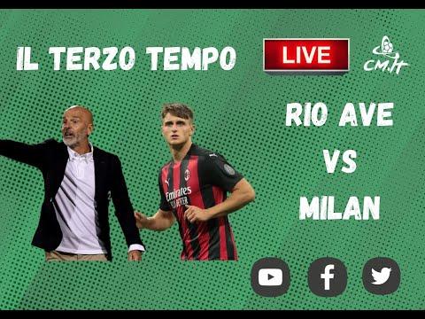 🔴 Europa League, post partita di Rio Ave-Milan: il terzo tempo di CM.IT