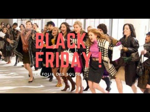 date black friday 2018 23 novembre 2018 soyez pr t youtube. Black Bedroom Furniture Sets. Home Design Ideas