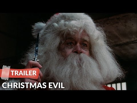 Christmas Evil 1980 Trailer HD | Brandon Maggart