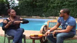 MORNING RIDE ANITA INTERVIEWS VAN VICKER PART 1