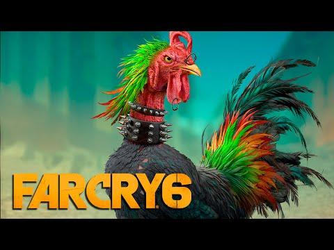 FAR CRY 6 - CHICHARRÓN, O GALO DOS GALOS #21   Gameplay Dublado em Português PT-BR