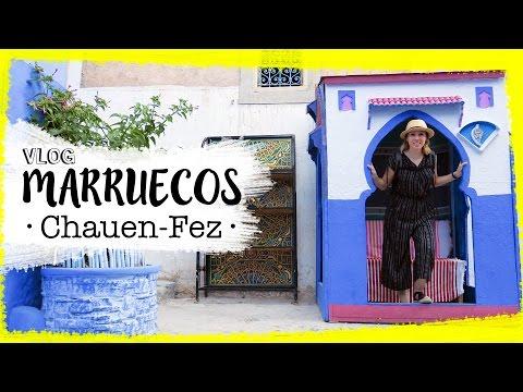 Vlog viaje Marruecos Chauen Fez + Haul
