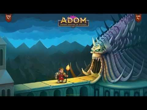 Let's Play ADOM: MeMeMe in Ancient Domains of Mystery ep 4  