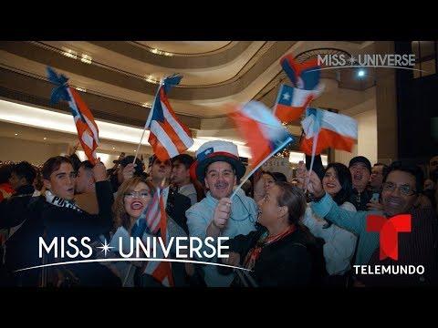 Así se vivió la gala preliminar de Miss Universo 2019   Miss Universo 2019   Telemundo