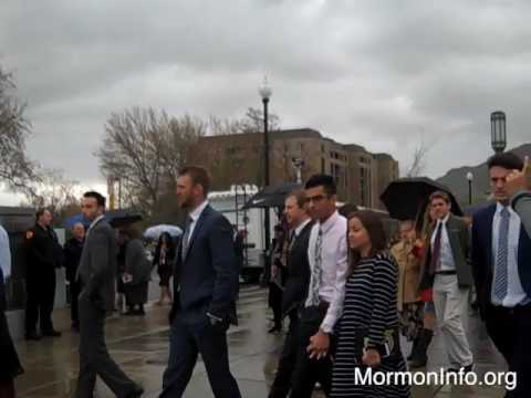 LDS General Conference Outreach (April 2nd, 2017)