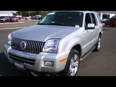 2010 Mercury Mountaineer Premier SUV in Richmond, VA 23235 ...