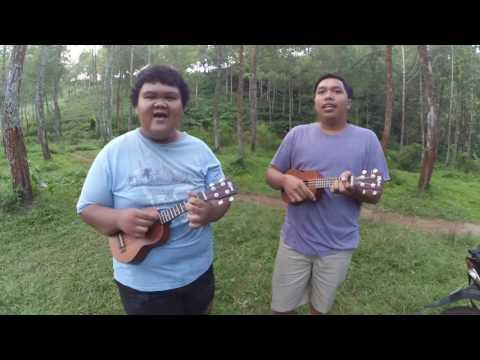 Nidji - Laskar Pelangi Cover Ukulele (by Nur & I)