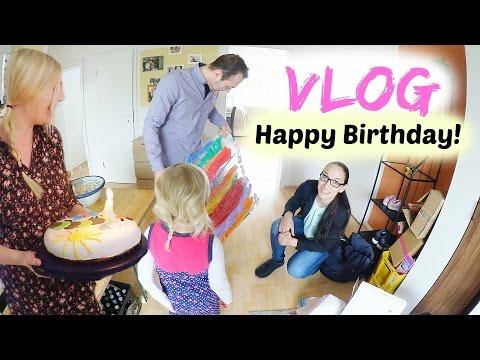 Leonas 4 Geburtstag | Dekorieren & Geschenke auspacken | 39 SSW | Isabeau