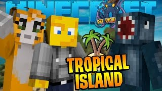 Minecraft - Crazy Craft 2.2 - Tropical Island [4]