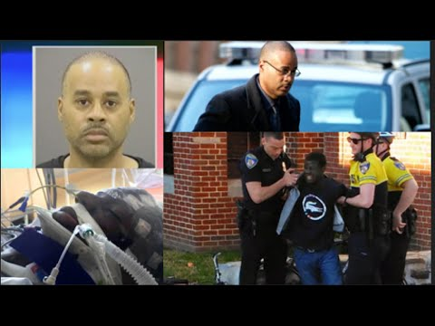 "Freddie Gray Killed by ""Rough Ride"" in Police Van, Prosecutors Say"