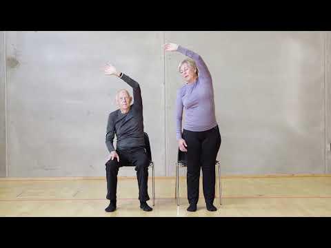 Stoletræning - Stræk i alle retninger