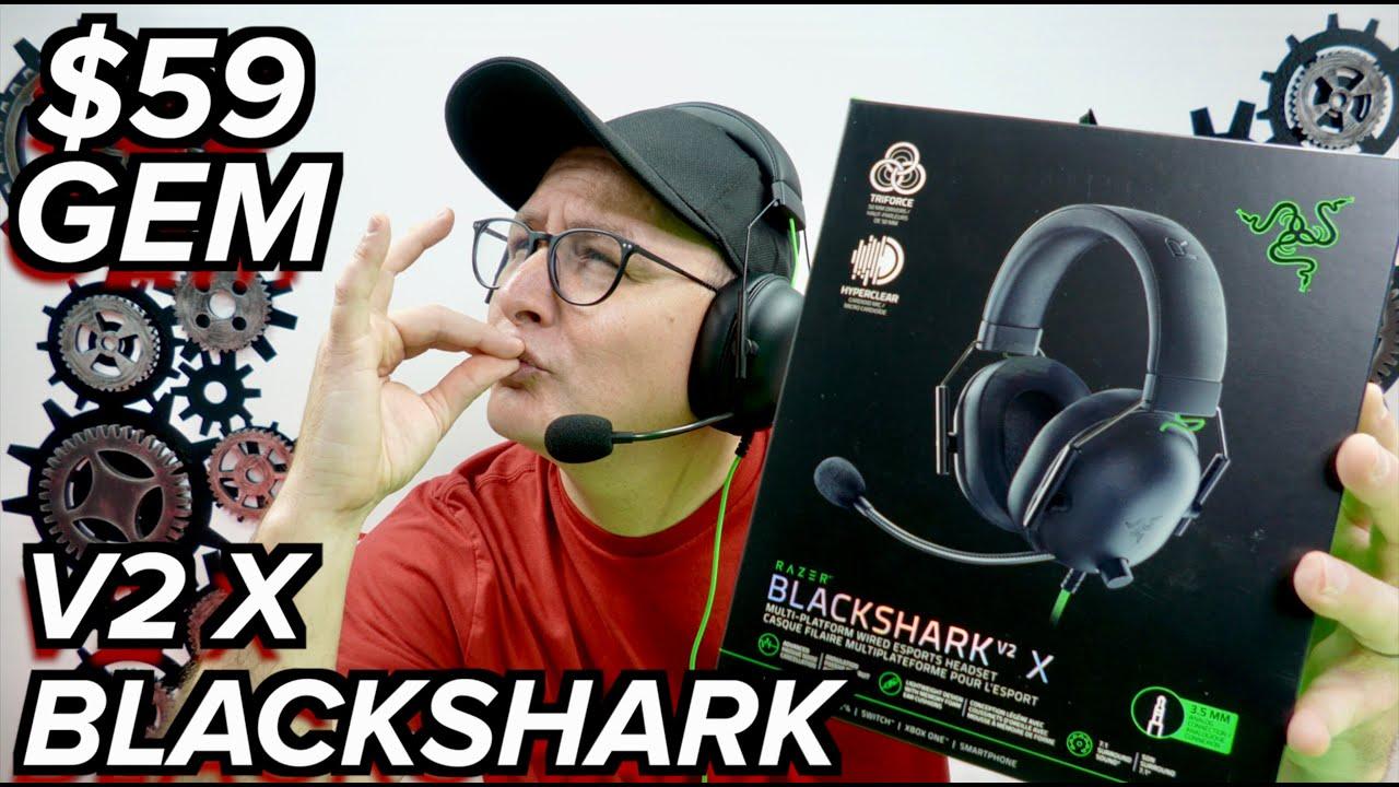 59 Gem Razer Blackshark V2 X Detailed Review Youtube