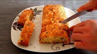 Даже хлеб не нужен Готовьте сразу 2 порции Простой рецепт закуски к чаю
