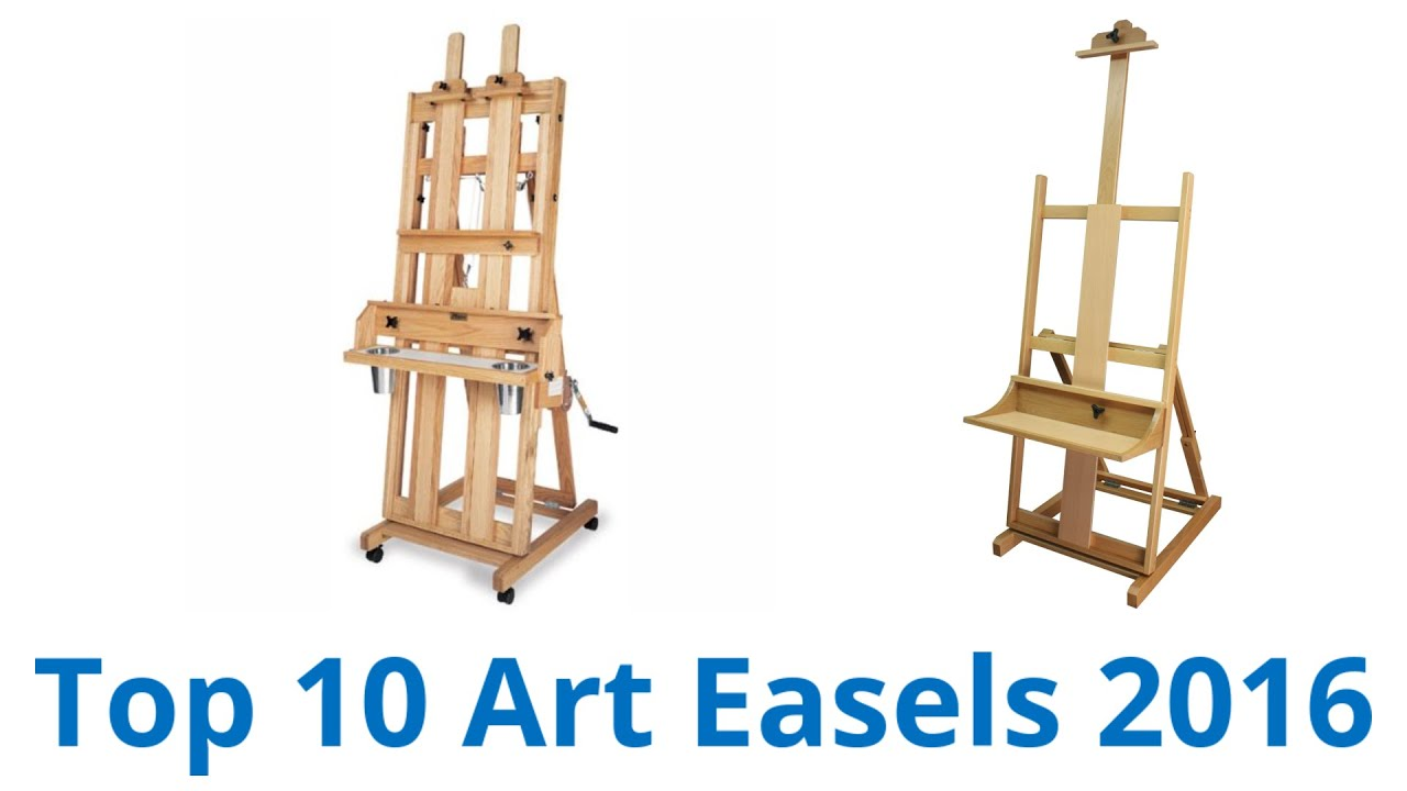10 Best Art Easels 2016