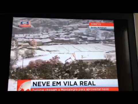 Neve Sendim Padornelos - Montalegre