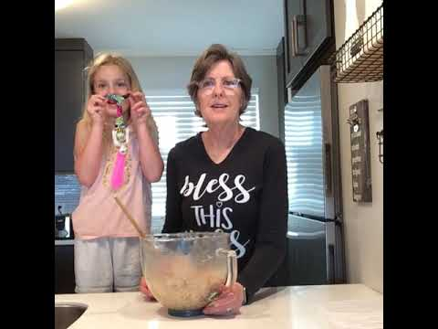 Cooking With Grandma Episode 1