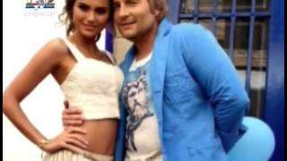Xenia Deli l-a cucerit pe Baskov. Moldoveanca urmeaza sa apara in noul videoclip al interpretului