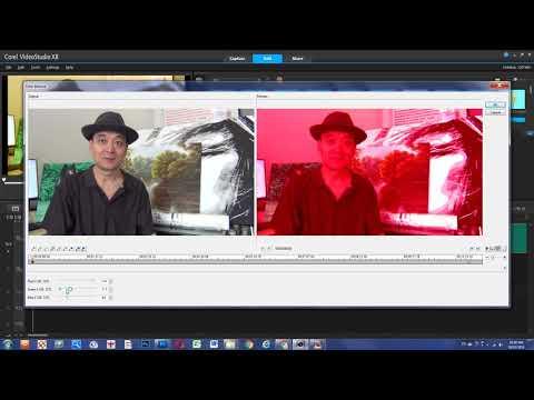 YouTube教程之绘声绘影(Corel VideoStudio X8)简单介绍