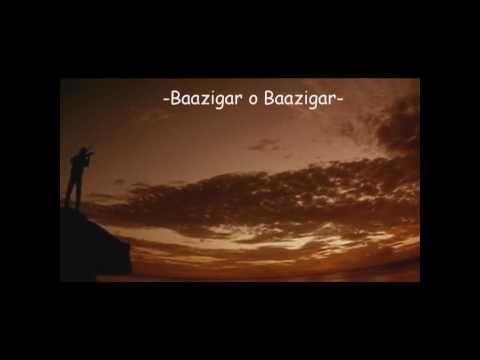Haar ke Jeetne waale ko Baazigar Kehte Hai - Baazigar O Baazigar (Srk & Kajol)