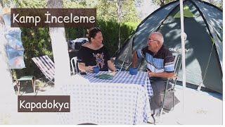 Kamp İnceleme #7 Kapadokya Kaya Kamp