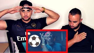 Dizzy DROS - L'Kora 7na Maliha (Moul Ballon) - REACTION