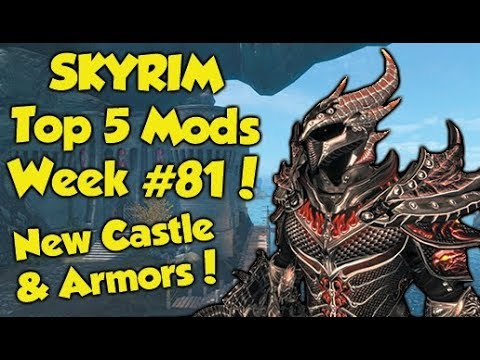 Skyrim Remastered Top 5 Mods of the Week #81 (Xbox One Mods) thumbnail