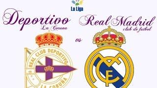 Депортиво - Реал Мадрид, Чемпионат Испании, 14 мая 2016, превью