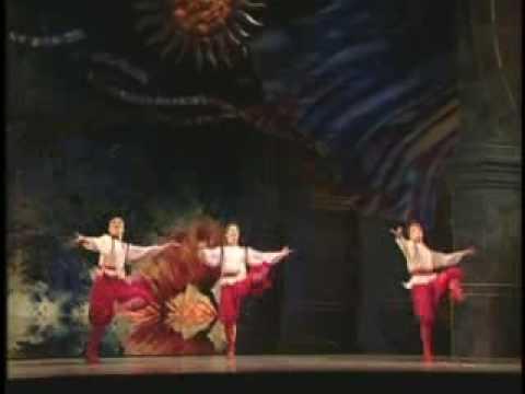 The Nutcracker Act II - Trepak (Russian Dance)