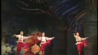 The Nutcracker Act II - Trepak (Russian Dance)