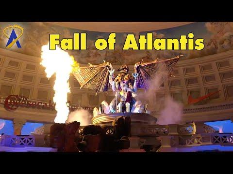 The Atlantis Show At Caesars Palace