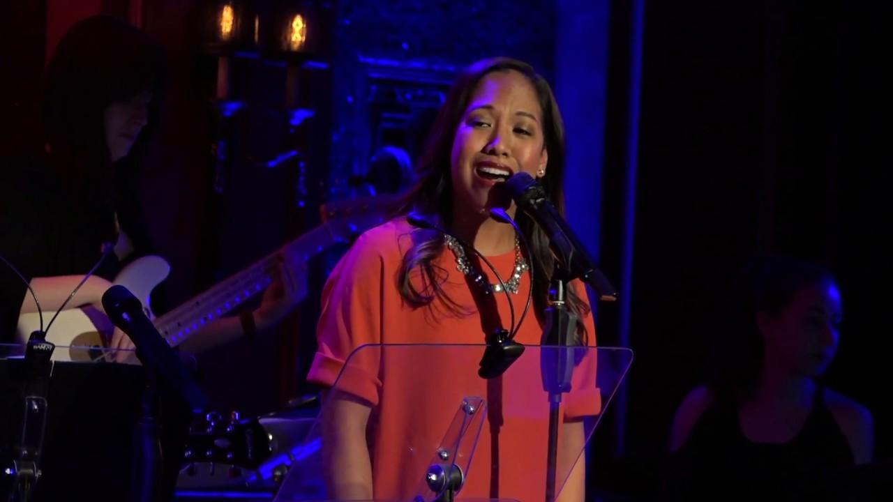 """And He Smiles"" by Aaron Kenny and Robert Berliner; performed by Joanne Javien"