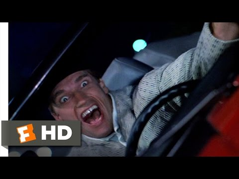 Twins (3/10) Movie CLIP - First Time Driver (1988) HD