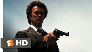 Dirty Harry (10/10) Movie CLIP - Do l Feel Lucky? (1971) HD