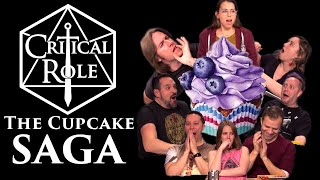Gambar cover The Cupcake Strategy - Critical Role Highlight C2E93