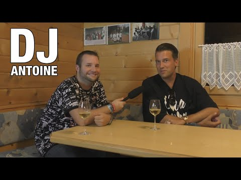 DJ Antoine Interview @ The Spook Jedenspeigen 19-8-2017