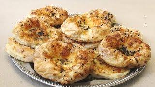 Чудесные булочки гнезда с творогом и сыром