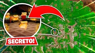 3 NEW SECRET PLACES YOU DIDN'T KNOW EXISTED AT FORTNITE!