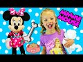 NEW - NEW MINNIE MOUSE Walk And Play Puppy Snowpuff and Puppy Dog Pals Rolly & Bingo