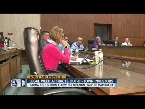 Out-of-state investor urges Parma to allow medical marijuana