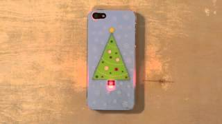 42439-20 Holiday Light-Up LED Case for iPhone 5/5S Thumbnail