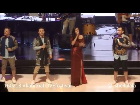 160213 Kahitna - Mantan Terindah Feat. Raisa