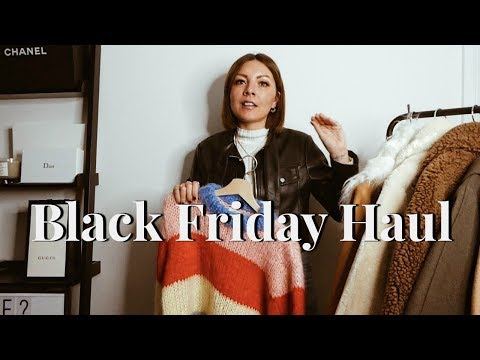 Black Friday 2018 Haul | Best Deals & Discount Codes